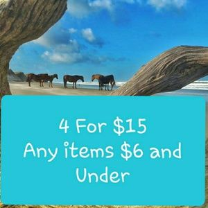 !!BUNDLE FOR A GREAT OFFER!!